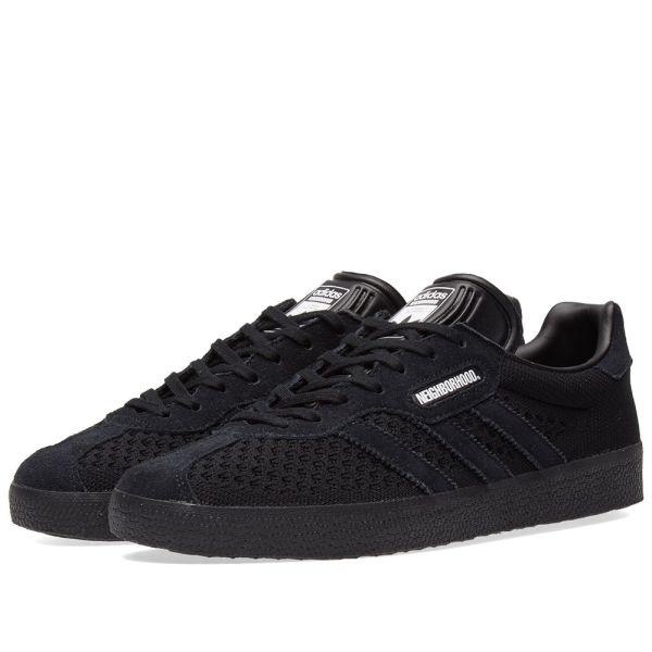 adidas x Neighborhood NBHD Gazelle Super (Black)