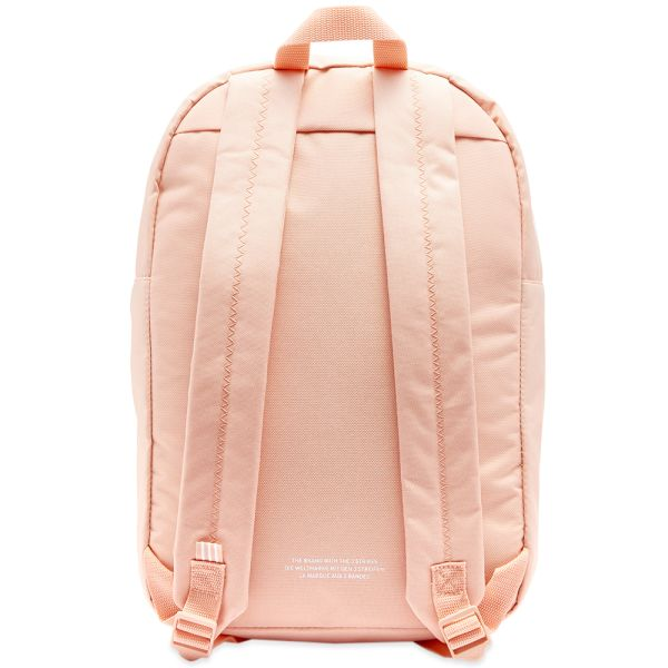 Transparente cuchara comprar  Adidas Trefoil Backpack Dust Pink | END.