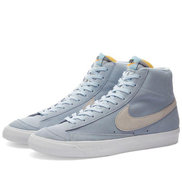 Nike Blazer Mid 77 Suede Hydrogen Blue