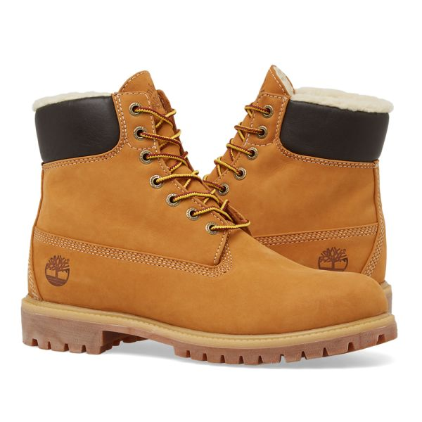 Timberland: 40 years of the yellow boot | Yellow boots