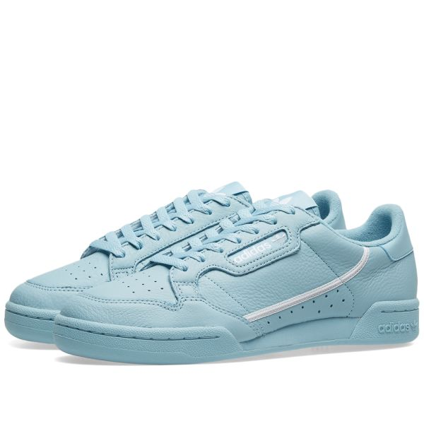 Adidas Continental 80 Ash Grey, Silver