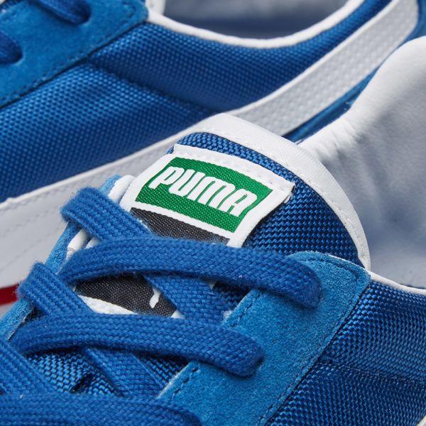 Puma Easy Rider True Blue \u0026 Puma White