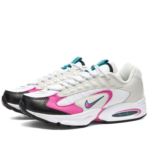 Nike Air Max Triax W White, Fuchsia