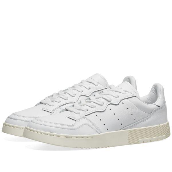 Adidas Supercourt White \u0026 Off White | END.