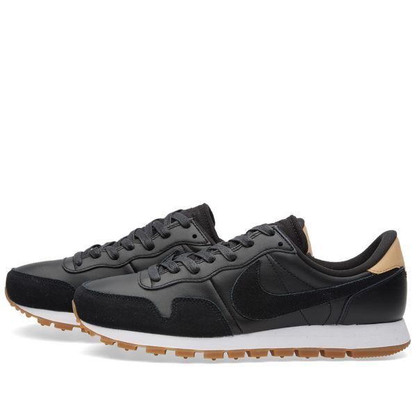 Nike Air Pegasus 83 Premium Black Vachetta Tan   SneakerFiles