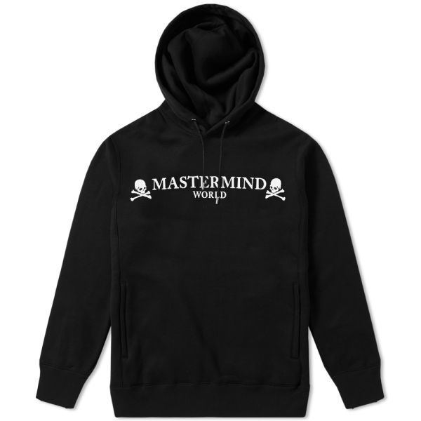 MASTERMIND WORLD Circle Back Logo Hoody