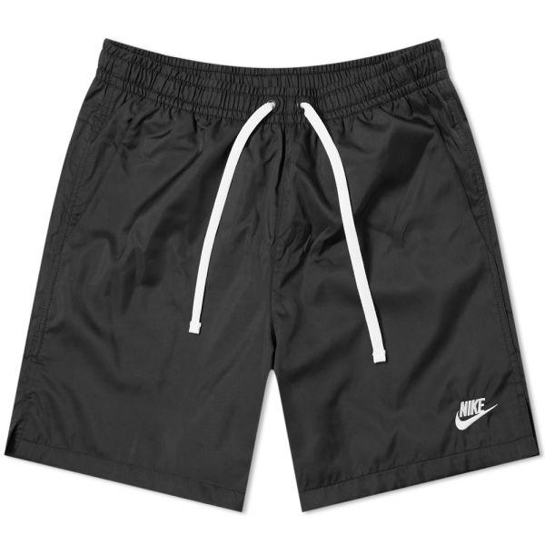 nike shorts black