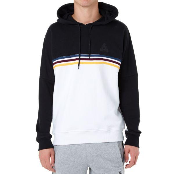 palace adidas black hoodie