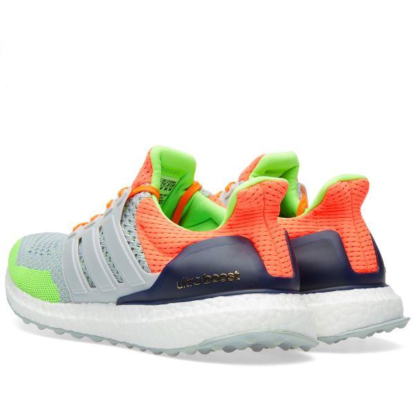 Adidas x Kolor Ultra Boost Light Grey
