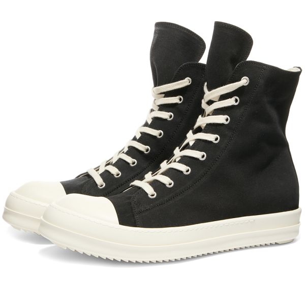 Rick Owens DRKSHDW Faded High Top