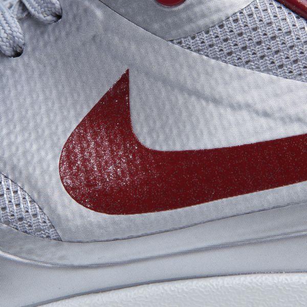 Nike Air Max 1 Hyperfuse QS Silver Red