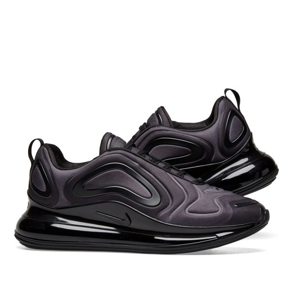 Nike Air Max 720 Trainers In Triple Black AO2924 004