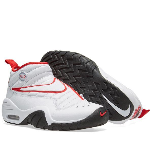 Nike Air Shake NDESTRUKT UK 5.5 Black