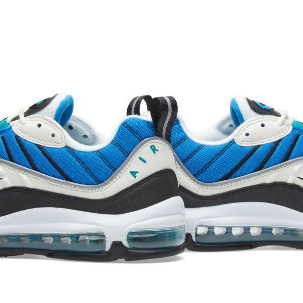 Nike Air Max 98 Blue Nebula Womens | AH6799 106