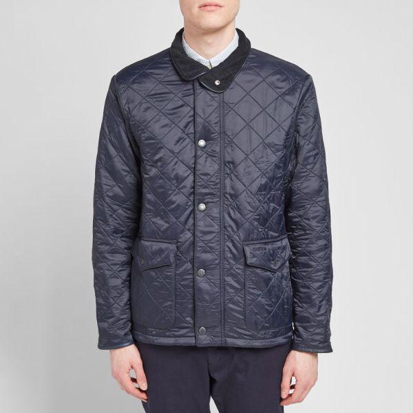 barbour polarquilt jacket