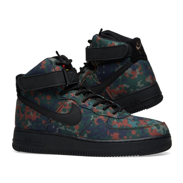 Nike Air Force 1 High '07 LV8 'Camo Pack' Germany