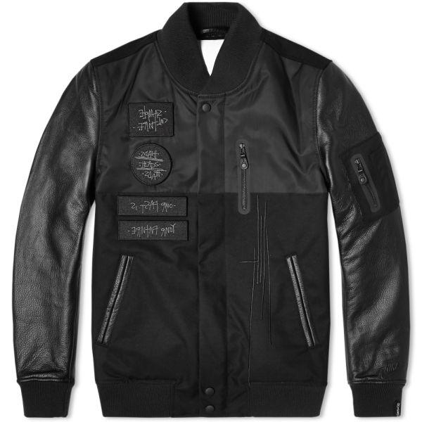 Nike Lab x Mo' Wax Destroyer Jacket