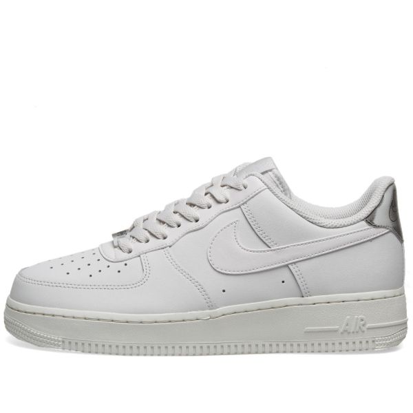 Nike Air Force 1 07 Essential W Platinum Tint Summit White End