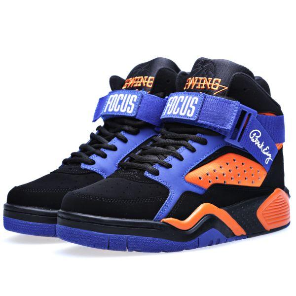 Ewing Focus Black, Orange \u0026 Blue | END.