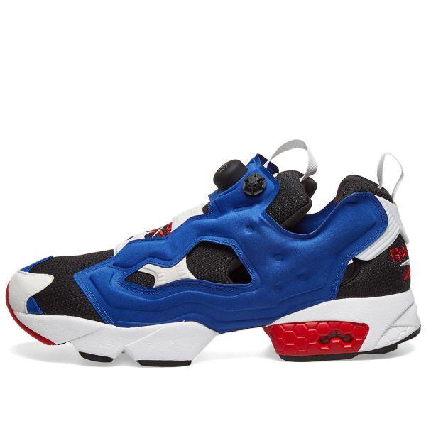 Reebok Instapump Fury OG (blau weiß) M40934 | 43einhalb Sneaker Store