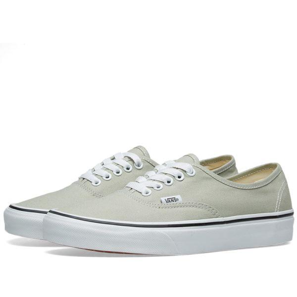 Vans Authentic Desert SageTrue White Girl Shoes