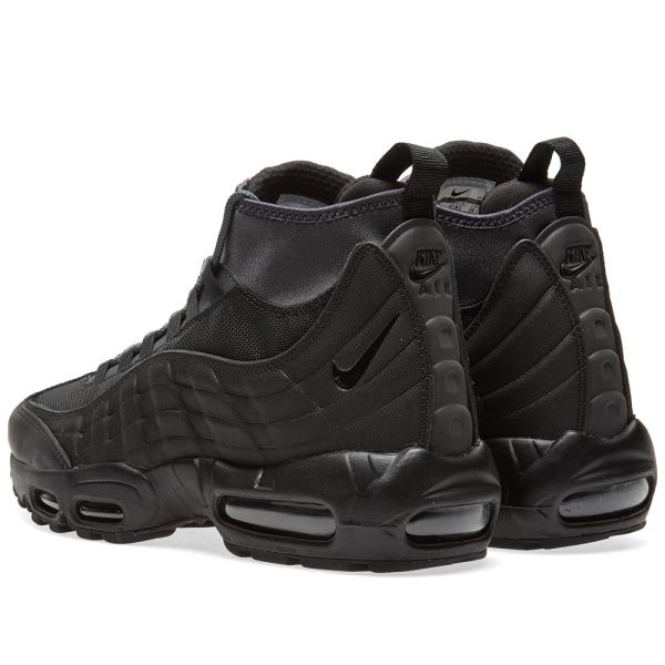 Check Out The Nike Air Max 95 Sneakerboot In Anthracite And