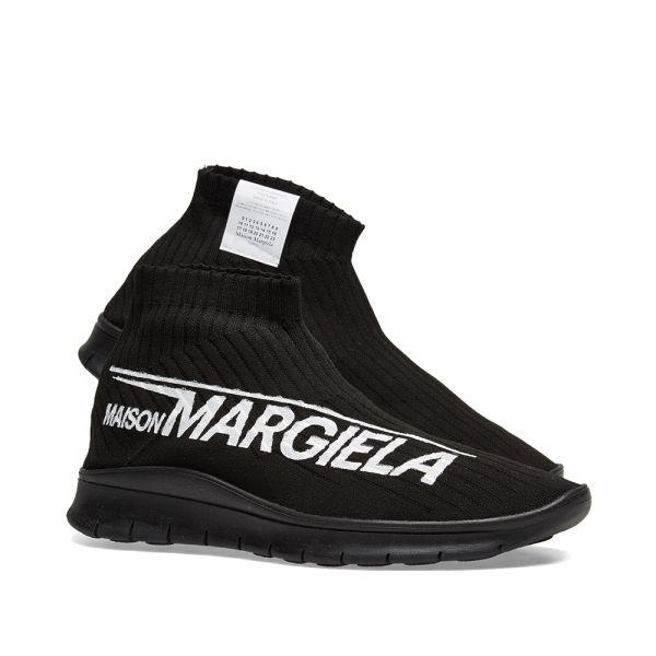 Maison Margiela 22 Logo Sock Runner