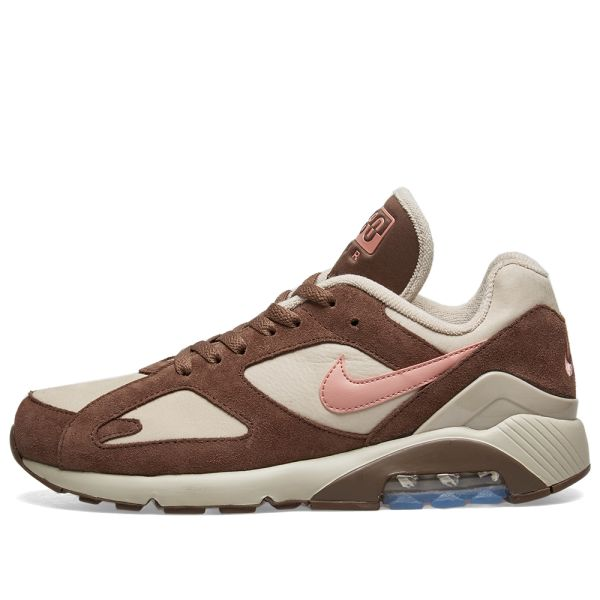 Nike Air Max 180 WE String \u0026 Rust Pink