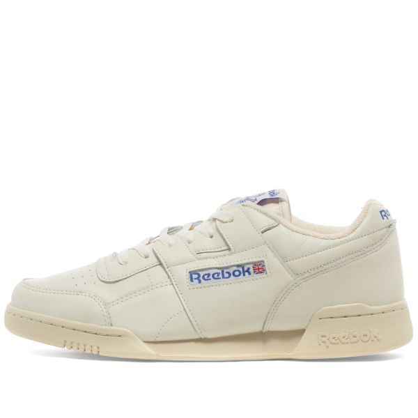 reebok workout plus vintage chalk