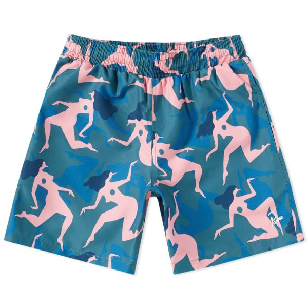 By Parra Musical Chairs Summer Short