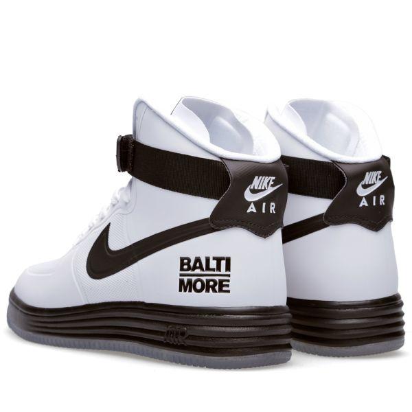 Nike Lunar Force 1 HYP Hi City QS 'Baltimore'