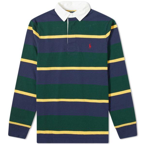 Polo Ralph Lauren Narrow Stripe Rugby
