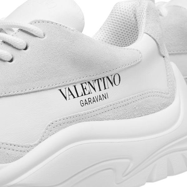 Valentino Bansi Chunky Sneaker White   END.