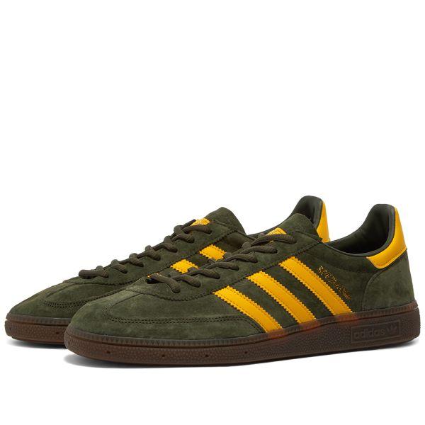 adidas spezial yellow