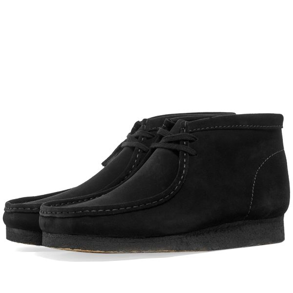 Clarks Originals Wallabee Boot Black
