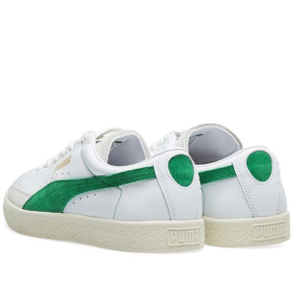 Puma Basket 90680 OG White \u0026 Amazon
