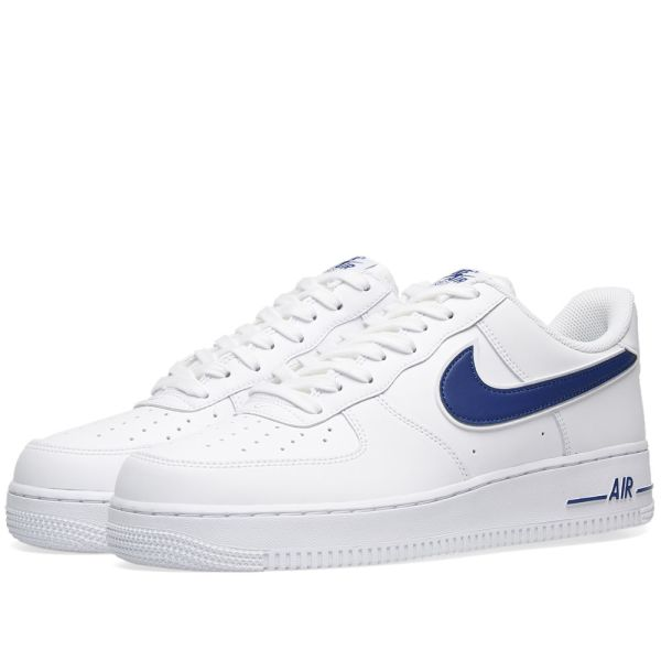 Nike Air Force 1 Low WhiteDeep Royal AO2423 103