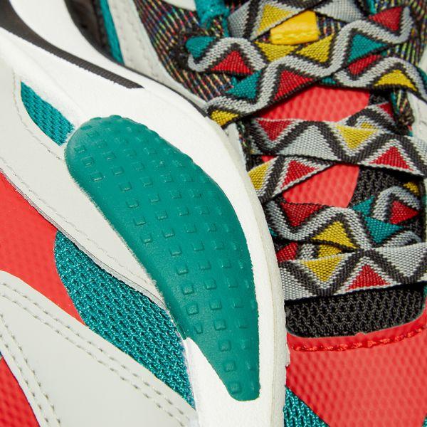 Puma RS-X³ Mix Teal Green \u0026 Puma Black