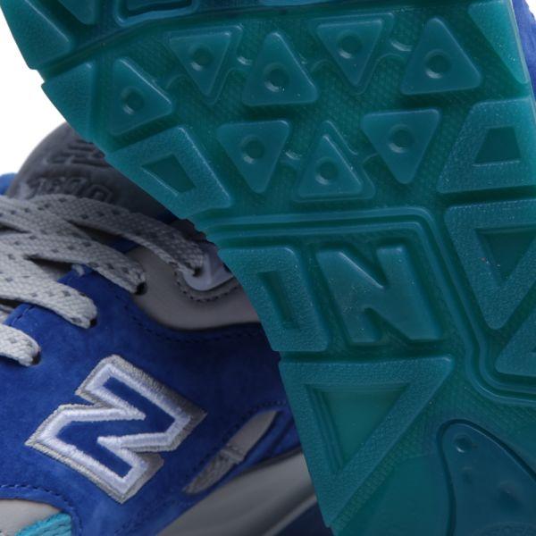 New Balance x Nice Kicks CM1600NK 'Grand Anse' Blue & Aqua   END.