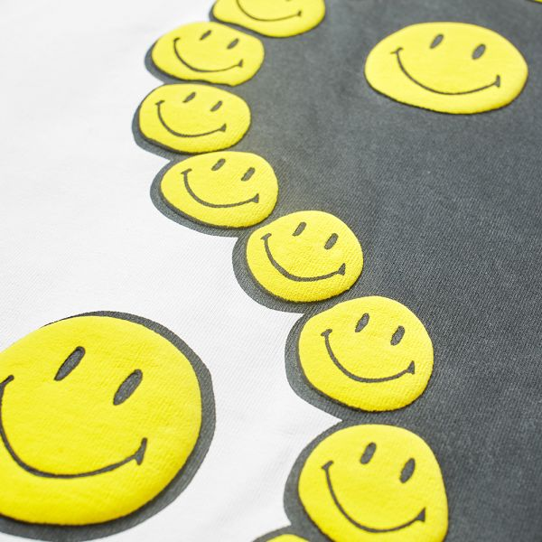 Chinatown Market Peace Smiley Tee White End