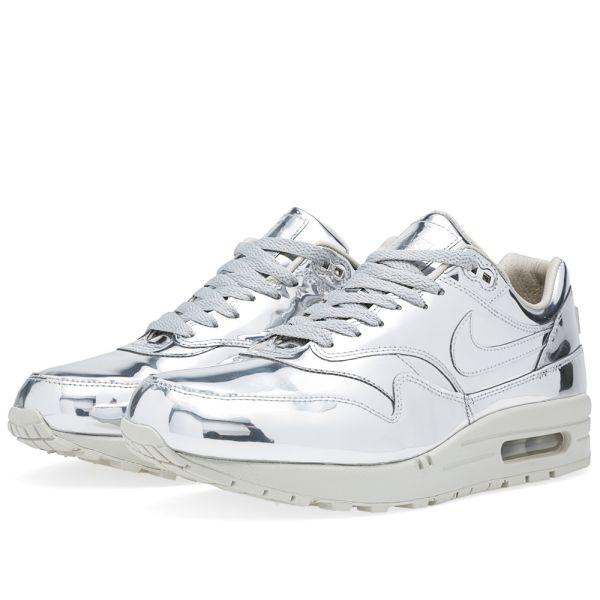 Nike Air Max 1 SP 'Liquid Silver