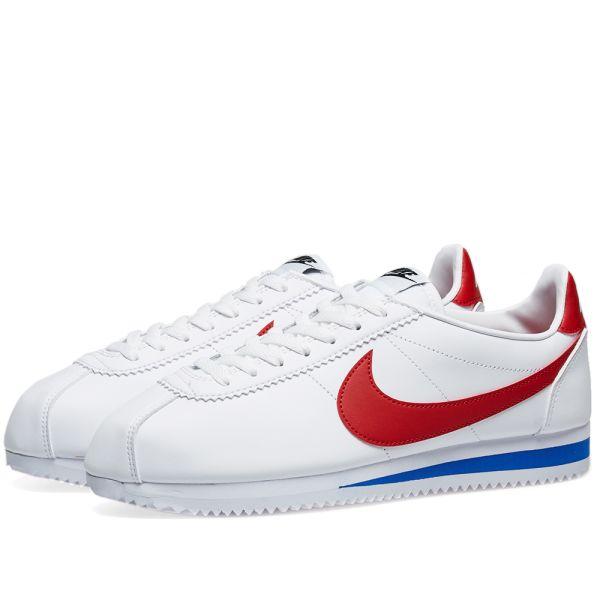 Nike Classic Cortez Leather W White