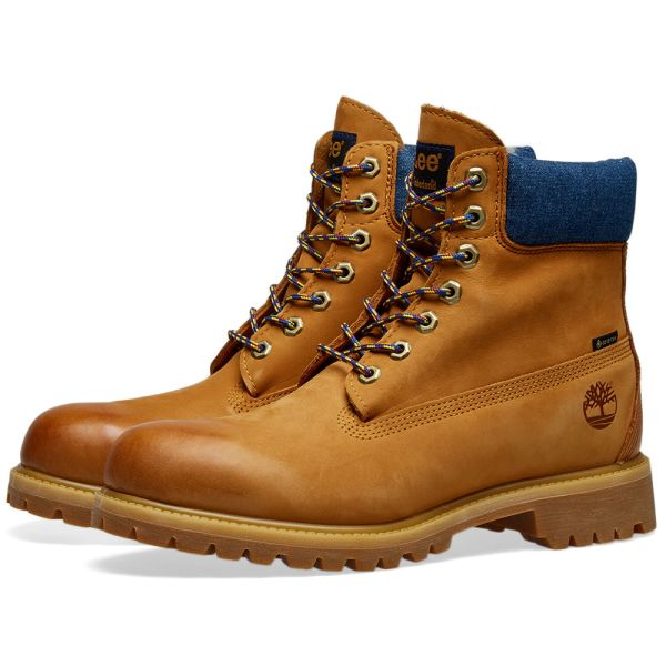 Timberland x Lee Winter Extreme 6
