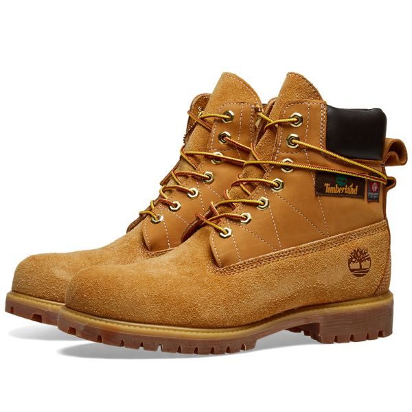 timberland x STAPLE 6 IN SIDE ZIP BOOT wheat bei