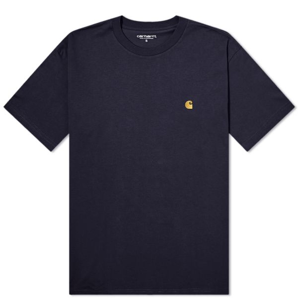 Navy Carhartt WIP S//S Way Through T-Shirt