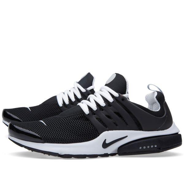 Nike Air Presto BR QS Black \u0026 White   END.