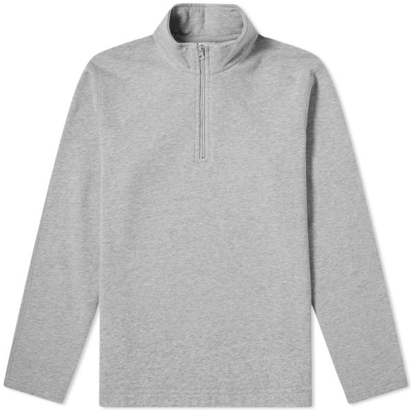 Reigning Champ Half Zip Pullover Sweat
