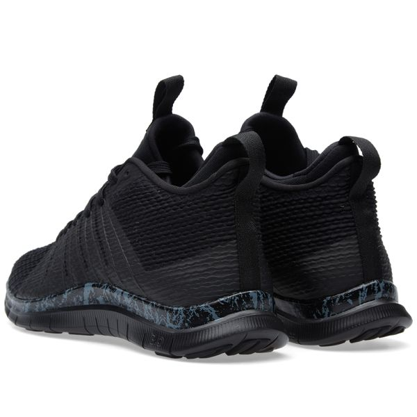 Nike Free Hypervenom Low Black Cool Grey | SneakerFiles