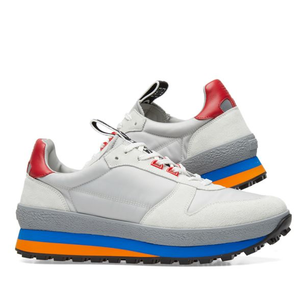 Givenchy TR3 Runner Grey \u0026 Red   END.