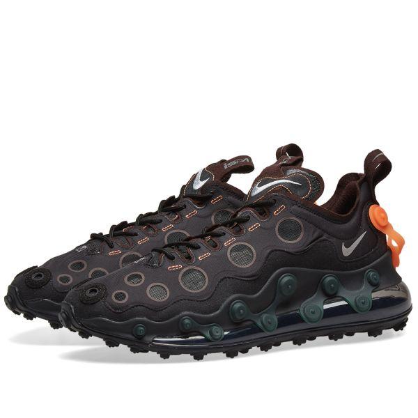 Nike Air Max 720 ISPA Black & Reflect